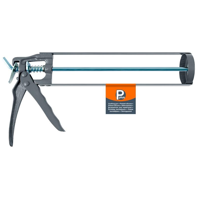 Пистолет - выжиматель для герметиков PPLUS