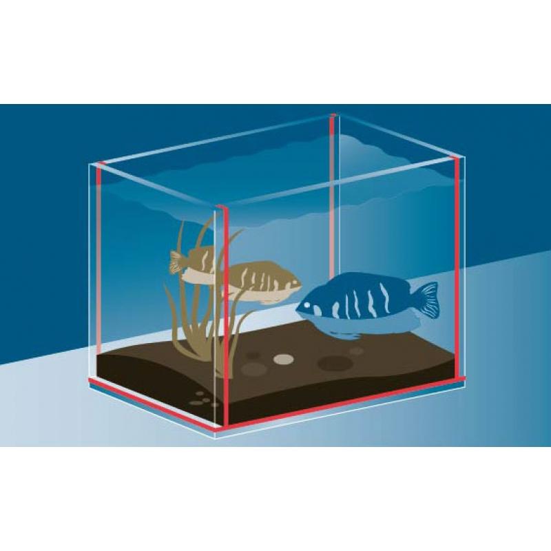 Силикон акварюмный прозрачный, Aquarium Fome Flex